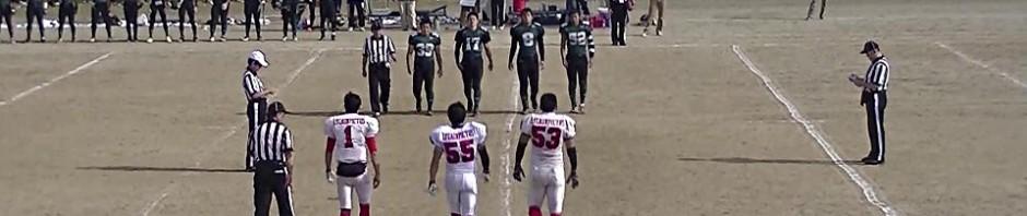 2014年度エリアリーグ戦:東京理科大学ラスカルズ戦