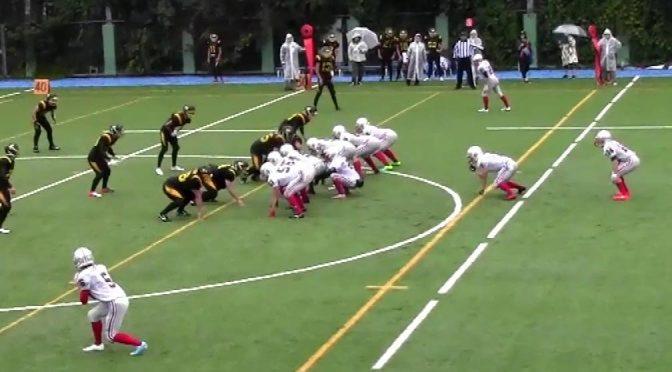 2017年度エリアリーグ戦:日本工業大学リバーホース戦